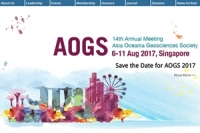 AOGS 14th Annual Meeting