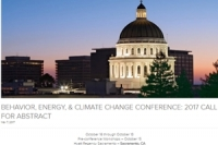 BEHAVIOR, ENERGY, & CLIMATE CHANGE CONFERENCE