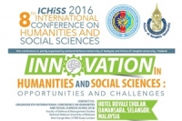 8th International Conference on Humanities and Social Sciences