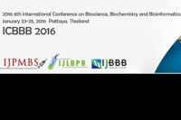 International Conference on Bioscience, Biochemistry and Bioinformatics