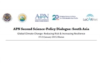 South Asia - Global Climate Change
