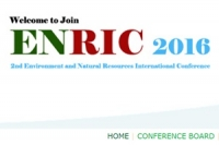 The 2nd Environment and Natural Resources International Conference