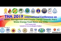 THA 2019 International Conference on Water-Management