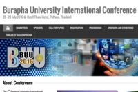 The 5th Burapha University International Conference