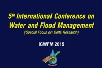 5th International Conference on Water and Flood Management