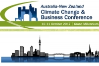 THE 2017 CONFERENCE WILL BE HELD Climate Change & Business