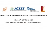 WASTE to Energy Workshop in Thailand