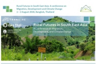 Rural Futures in South East Asia: A conference on Migration