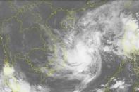 พายุโซนร้อนเอตาว มาอีกลูก ทวีกำลังขณะผ่านทะเลจีนใต้ จ่อถล่มเวียดนาม