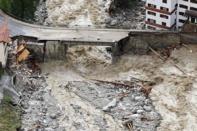 ฝรั่งเศส-อิตาลีอ่วม พายุ 'อเล็กซ์' ทำน้ำท่วมหนัก ดับแล้ว 2 ศพ หายอีก 25
