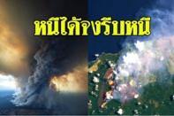 หนีเพลิงนรก! คลื่นร้อนมาซ้ำ ออสซี่สั่งอพยพ ไฟป่าคร่าสัตว์480ล้านชีวิต