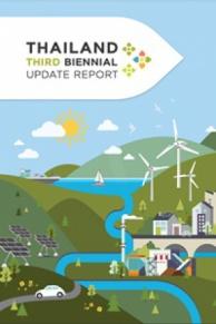 Thailand third biennial update report